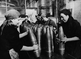 Russian Munitions Workers