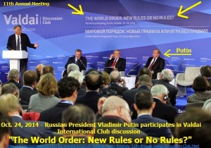 World Order  New Rules or No Rules
