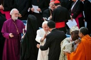 Pentru ca panreligia sa reuseasca vor trebui convocate toate religiile