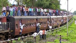 Transport in comun India