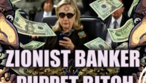 HillaryClintonRothschildPuppetMEme2