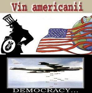 Vin americanii!