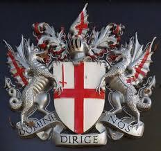 Atunci cand veti face turul Londrei, uitandu-va la blazoanele familiilor aristocrate. Illuminati sunt de fapt aceste 13 linii genealogice care sunt toate familiile regale din Europa si Anglia.