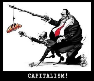 capitalism-bread-on-a-stick-is-being-used-by-a-fat-businessman-riding-on-the-back-of-a-poor-skinny-man1