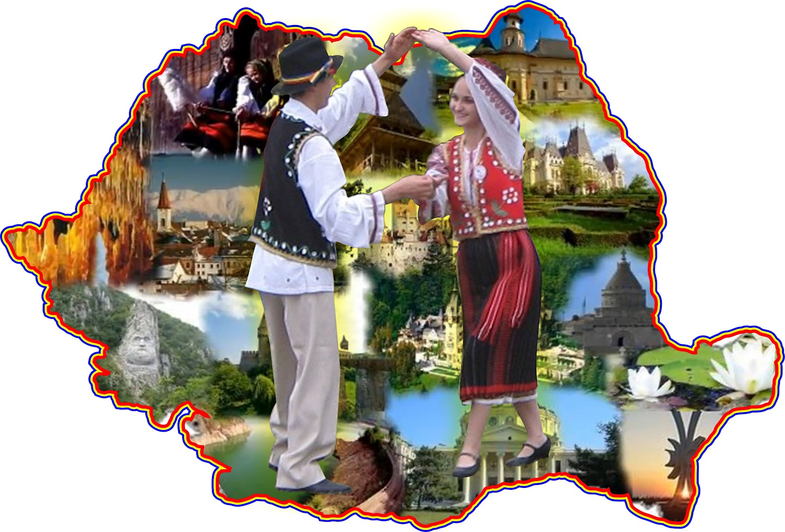 Imagini traditii si obiceiuri romanesti