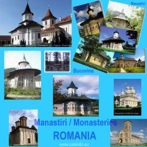 Monasteries_Manastiri_Romania_Suceava_Bucovina_Celendo