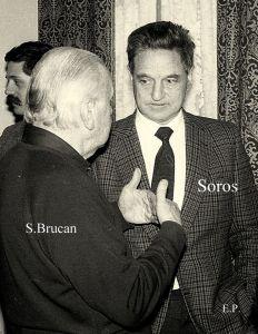 Silviu-Brucan-si-George-Soros-la-sediul-GDS-ian-1990-Foto-Emanuel-Parvu-2