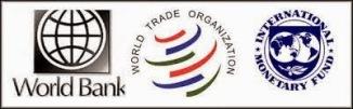 WORLD BANK IMF WTO